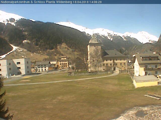 Nationalparkzentrum & Schloss